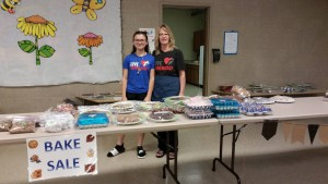 2016 Fish Fry bake sale