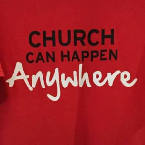 2017 Church Can Happen Anywhere