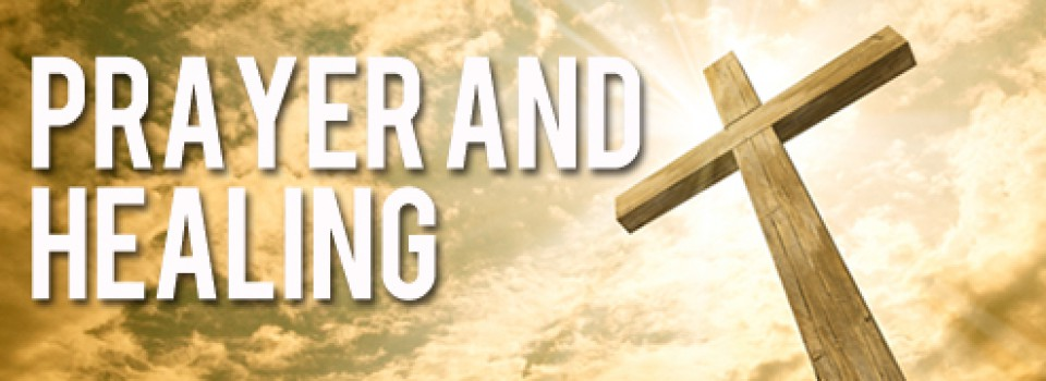 2018 Prayer and Healing Service